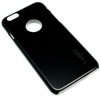 Protector Carcasa Trasera Iphone 6 Negro: Amazon.es: Electrónica