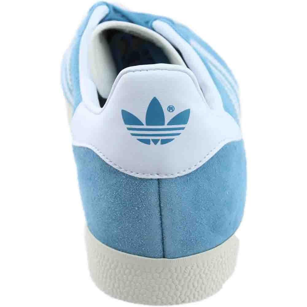 adidas B075LV2MNX Men's Gazelle Casual Sneakers B075LV2MNX adidas 6 D(M) US|Blue c94048