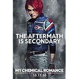 24x36 inch My Chemical Romance Silk Poster FGS1-37F