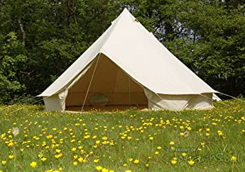 5m Bell Tent Ultimate & 5m Bell Tent Ultimate: Amazon.co.uk: Sports u0026 Outdoors
