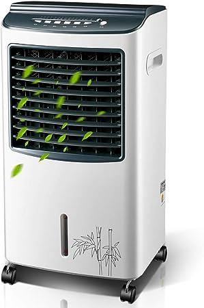 Portátil Enfriador de Aire Enfriador De Aire Portátil Silencioso Ventilador De Móvil Aire Acondicionado Oficina Sala Ventilador Frio Humidificador: Amazon.es: Hogar