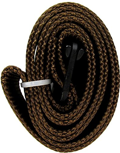 Marine Corps Belt - Certified Marine Martial Arts Rigger Belt - BROWN - Large