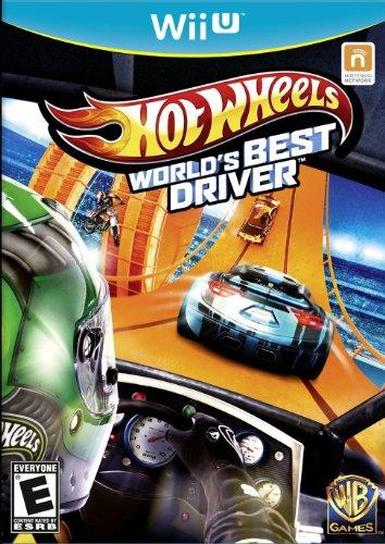 Hot Wheels World's Best Driver - Wii U Standard Edition