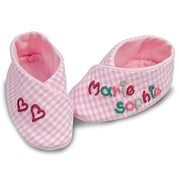 Patucos con nombres,, zapatillas, Baby