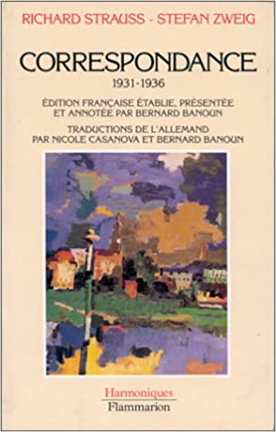 Lire un Correspondance, 1931-1936 pdf, epub ebook