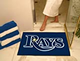 "Fan Mats Tampa Bay Rays All-Star Rug, 34"" x 45"""
