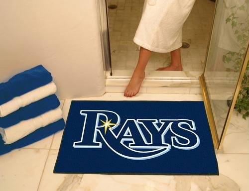 Fan Mats Tampa Bay Rays All-Star Rug, 34