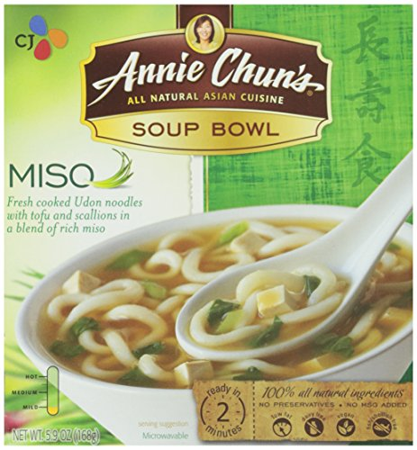 Annie Chun's - Soup Bowl Miso - 5.9 oz. ()