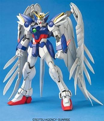 Bandai Hobby Wing Gundam Zero Version EW 1/100 - Master Grade from Bandai Hobby
