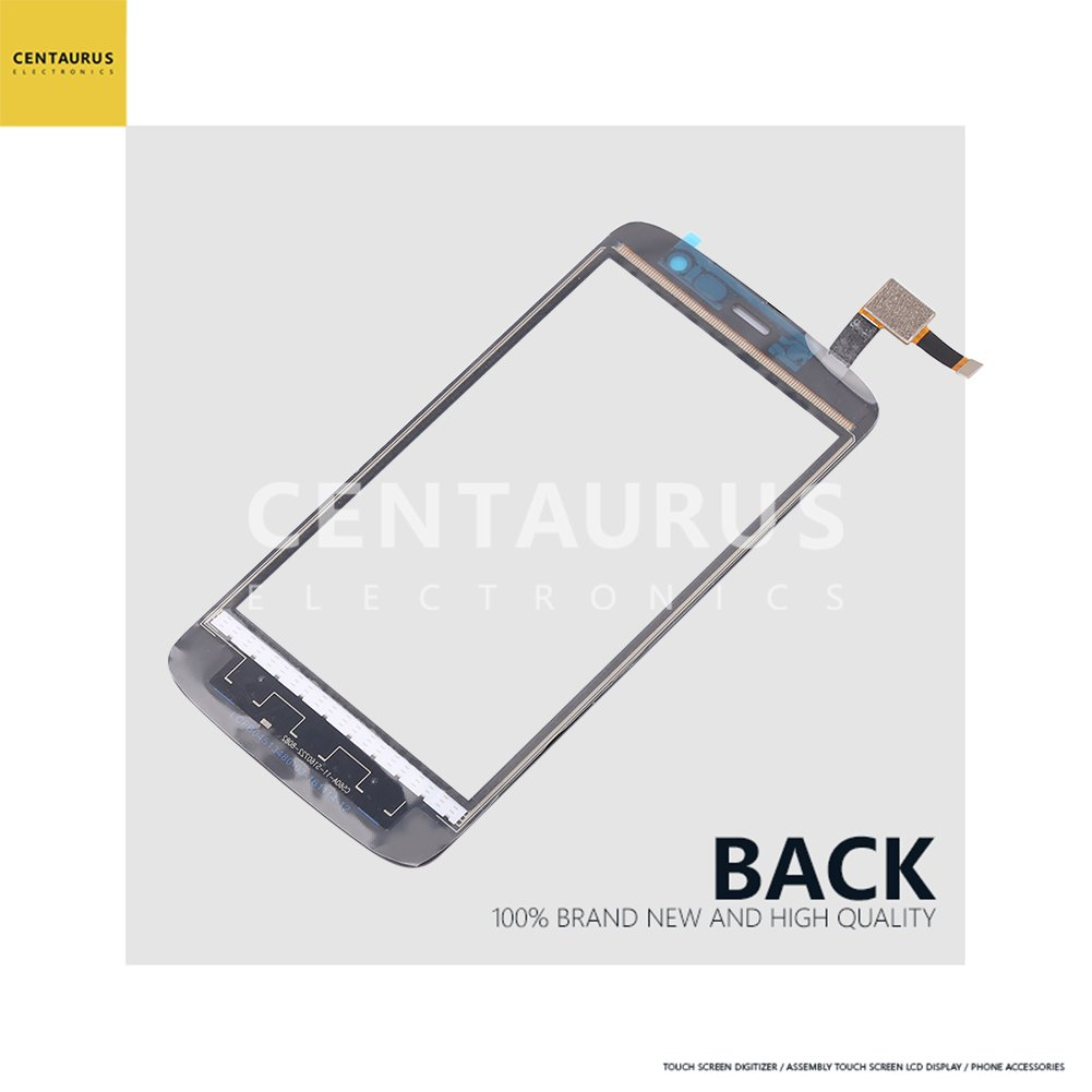 75d6828150255a Amazon.com: CENTAURUS Touch Screen Digitizer Panel Glass Replacement Part  Compatible ZTE Majesty Pro Z799VL Z799: Cell Phones & Accessories