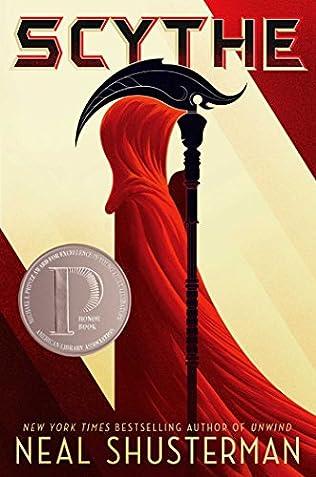 book cover of Scythe
