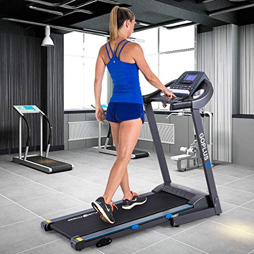 Horizon Fitness Treadmill Power Cord: Goplus 2.25HP Folding Treadmill Electric Motorized Power