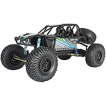 Axial RR10 Bomber 4WD RC Rock Racer Unassembled Off-Road 4x4 Electric Crawler, 1/10 Scale Kit