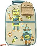 Sugarbooger Zippee Lunch Tote, Retro Robot