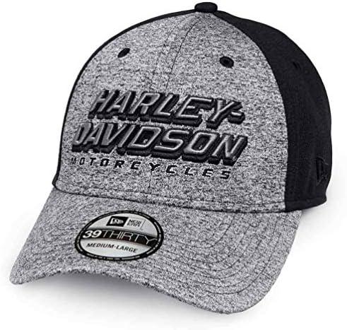 Harley-Davidson 39Thirty Casquette avec logo classique pour homme