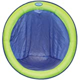 SwimWays Spring Float Papasan - Blue/Lime