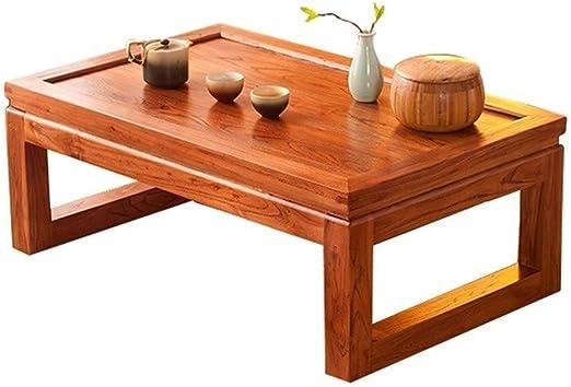 JIAHE115 Mesa portátil pequeño café Mesa de café, Muebles de Sala ...