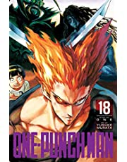One-Punch Man, Vol. 18 (Volume 18)