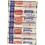 Necco Assorted Wafers Box of 24 - 2.02 oz rolls by Necco