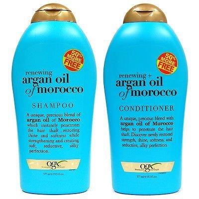 OGX Organix Argan Oil of Morocco Shampoo & Conditioner Set