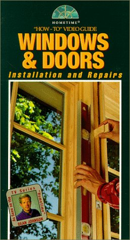 Windows and Doors [VHS] Dean Johnson