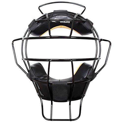 Champro Sports Varsity Umpire KIT-BLACK Black by CHAMPRO (Image #2)