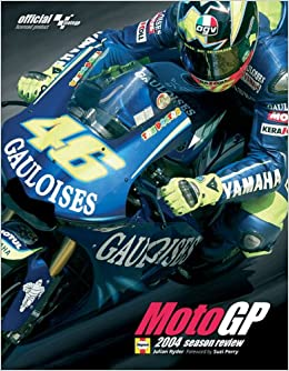Book The Official MotoGP 2004 Review