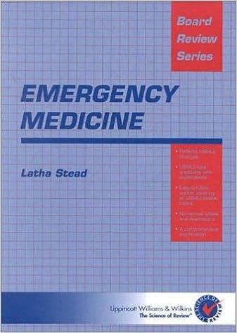 Emergency Medicine: Board Review Series