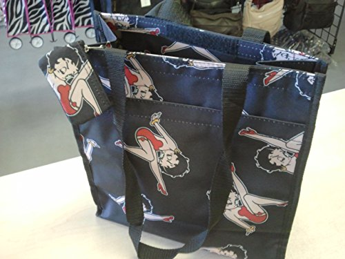 Multiple Betty Boop Kick Tote/Shopping Bag