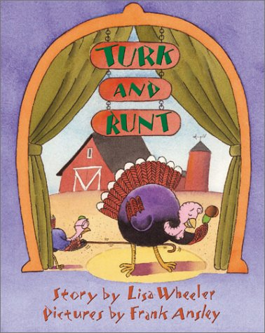 Turk and Runt: A Thanksgiving Comedy pdf