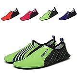 Cheap JointlyCreating Men Women Water Shoes Barefoot Aqua Socks For Swim Beach Surf Pool Travel Water Park