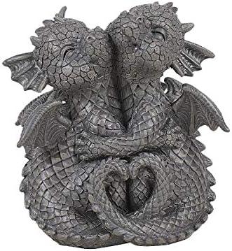 Pacific Giftware PT Garden Dragon Family Dragon Garden Display Decorative...