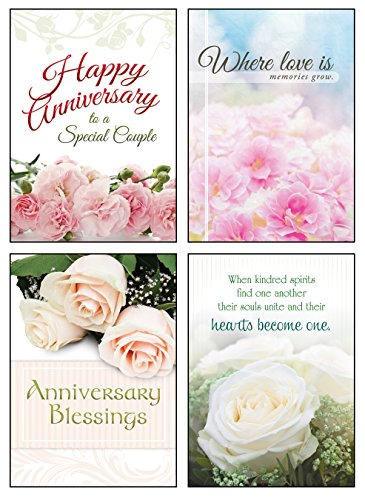 Anniversary Boxed Cards Blessings Scriptures product image