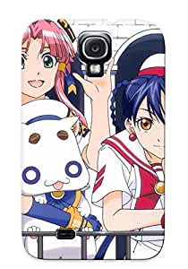 First-class Case Cover Series For Galaxy S4 Dual Protection Cover Anime Aria Rbayqn-5297-xeqzqhc
