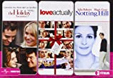 Triple Romance: Notting Hill + Love Actually + The Holiday (Import Movie) (European Format - Zone 2) (2012)