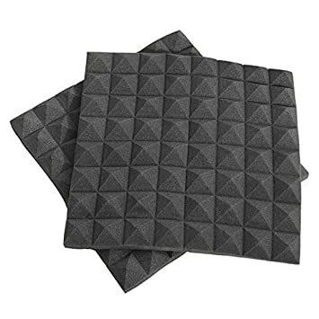 Generic - Esponja de aislamiento cuadrado (50 x 505 cm, 2 unidades ...