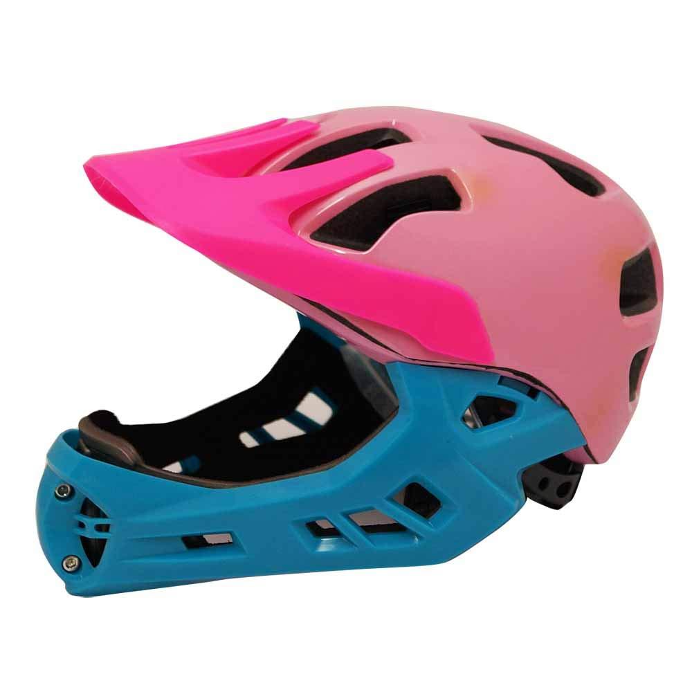 【TETE(テテ)】軽量自転車用フルフェイスヘルメットFortia (フォルティア)ベビーピンクS   B07L6X1QX4