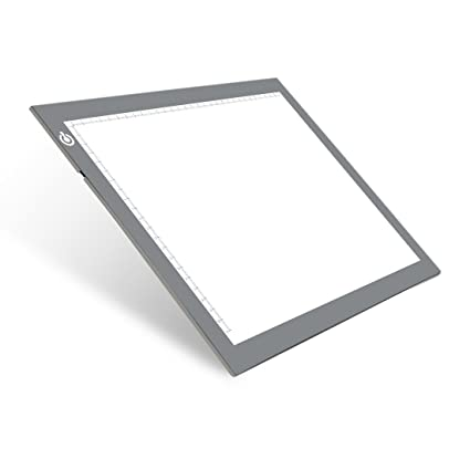 Amazon.com: ME456 Light Up Box - A4 USB Adjustable Illumination ...