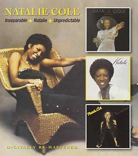 Natalie Cole - Natalie Cole -  Inseparable/natalie/unpredictable - Zortam Music