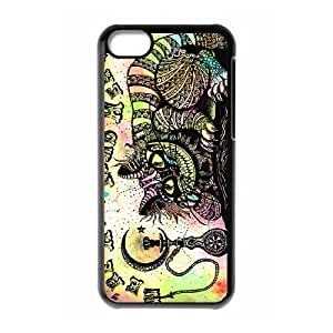 Ipod 6 Phone Case We Are All Mad Here Case Cover 7-PP032652