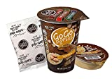 #3: GoGo Dipperz Healthy On-the-Go Traditional Hummus and Multi-Grain Sea Salt Pita Chips - 2.6 oz Combo Packs (Case of 6)