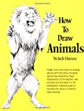 How to Draw Animals, Jack Hamm, 0399508023