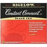 Bigelow Constant Comment Tea, 40-Count Boxes (Pack of 6)