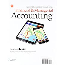 Bundle: Financial & Managerial Accounting, Loose-Leaf Version, 14th + CengageNOWv2, 2 terms Printed Access Card