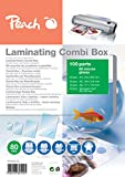 Peach PPC500 03 Laminating Pouches Set of 100