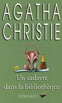 Un cadavre dans la bibliothèque par Christie