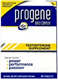 Progene® 360ct Testosterone Supplement - Doctor Recommended with Clinically Proven Testosterone Precursors - Increase Levels for More Energy, Lean Muscle & Libido - Tribulus, Tongkat Ali, L-Arginine