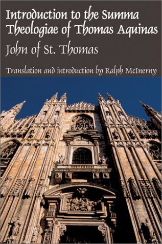 Introduction to the Summa Theologiae of Thomas Aquinas