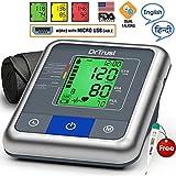 Dr Trust (Usa) Automatic Talking Digital 'A-One Max' Blood Pressure Testing Monitor ( Usb Port )