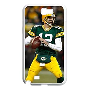 Aaron Rodgers Samsung Galaxy N2 7100 Cell Phone Case White gife pp001_9304916